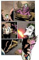 Batman 80 pg Giant in Color 2 by LeeFerguson