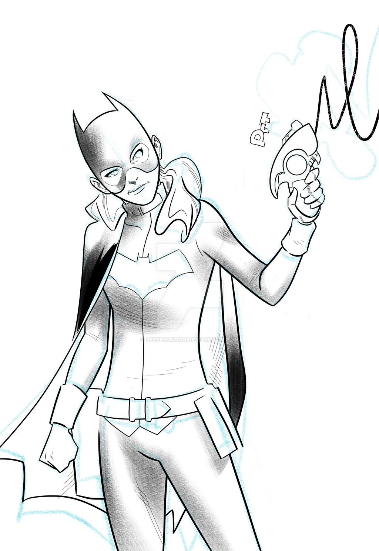 Batgirl 01 by LeeFerguson