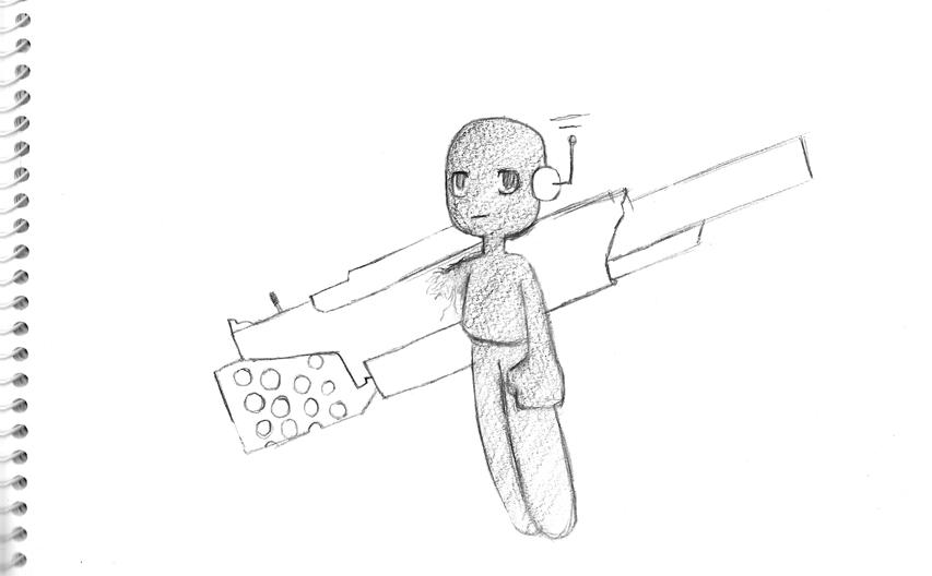 +Sketchbook+ Floatie by Popo-dono