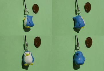 Penguindrum(1, Kanba's) Charm by arnikitty