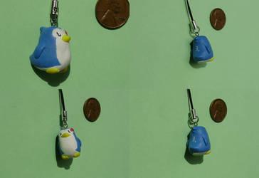 Penguindrum(3, Himari's) Charm by arnikitty