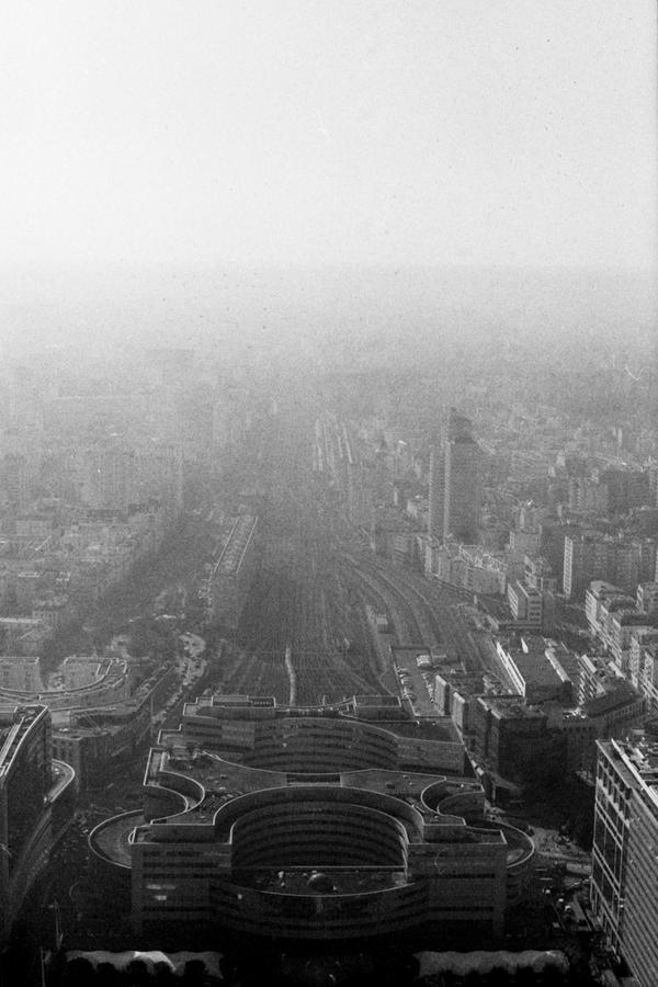 Gare de Montparnasse by anmari
