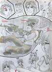 Girls und Panzer Omake 2: Girls und Paintball Pt.I by KilroyLW