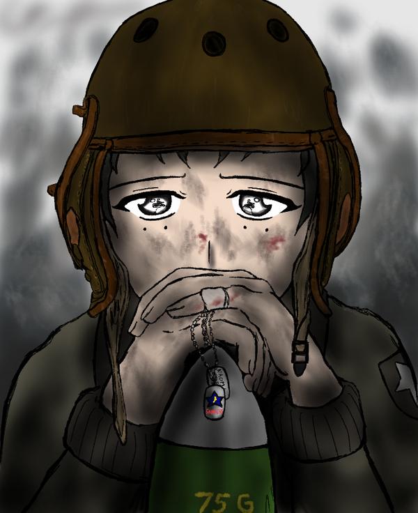 Call of Duty: Girls und Panzer by KilroyLW