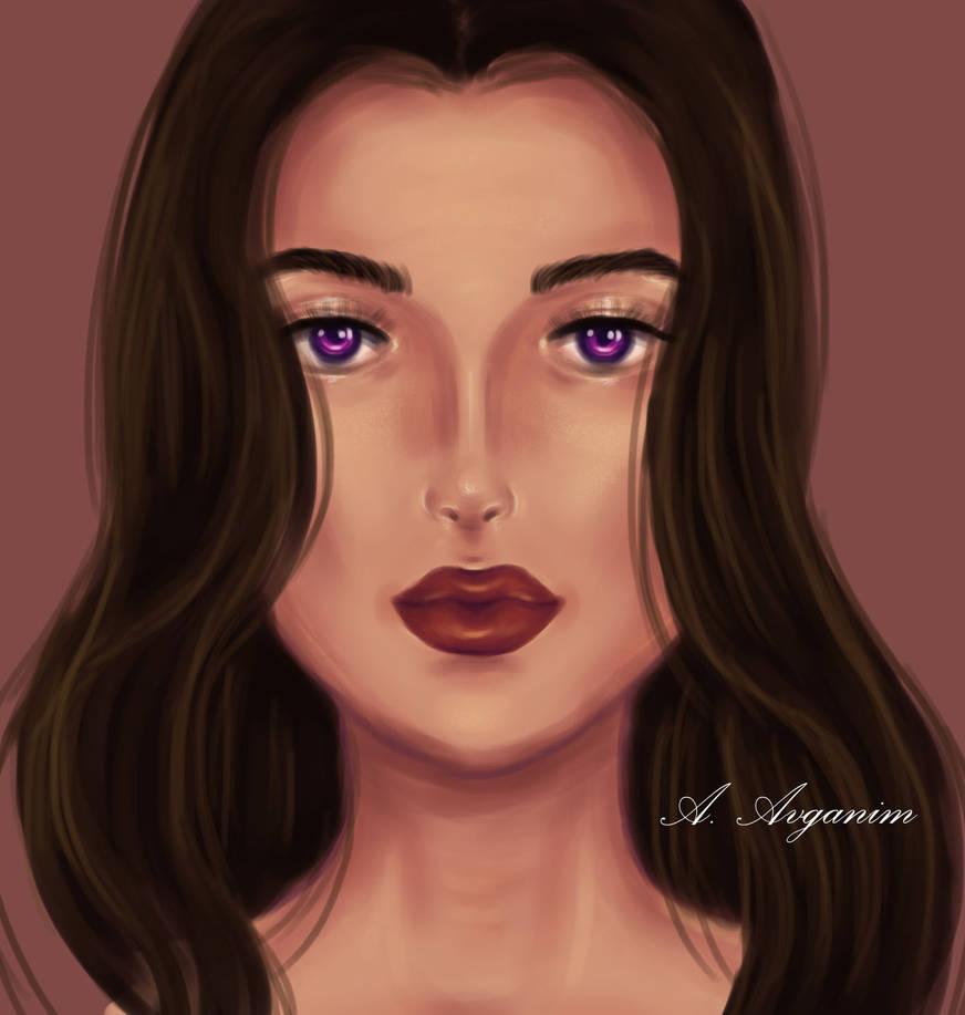 Painting 1 by Avganima