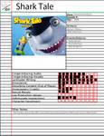 animated atrocites Shark Tale