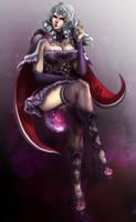 Viola Soul Calibur V fanart by tracetincin