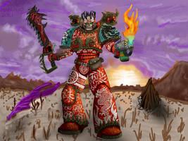 Shang of the Reaver Dragons