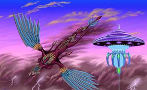Yavosians - People Of The Wind by Waylien