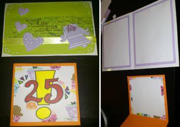 Wedding and Birthday Cards by 0TashArt0