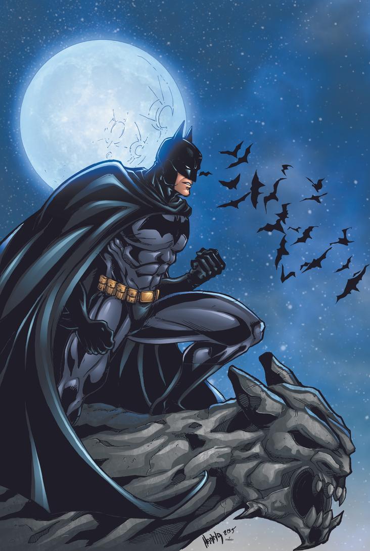 BATMAN COLORS by diecast75