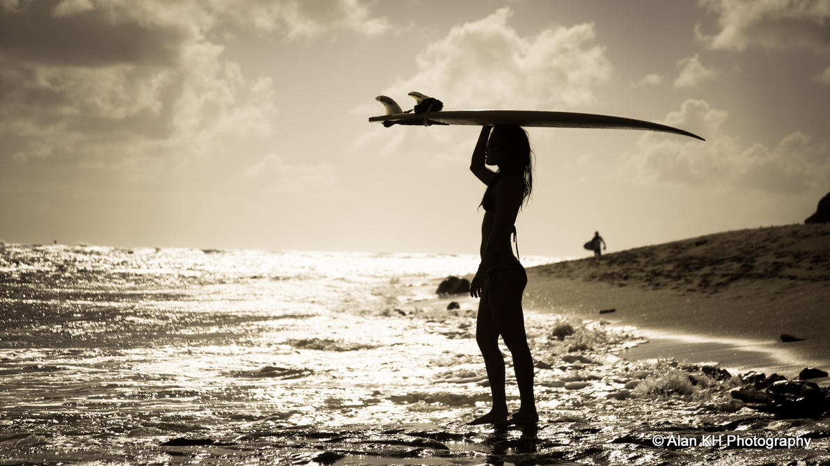 A surfers life