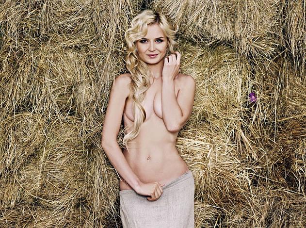 Polina nackt Gagarina Absolut nackt
