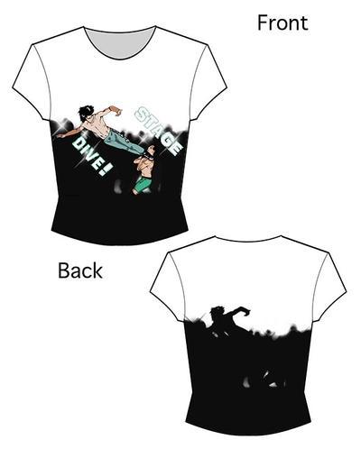 Tnt Jack shirt design by Ivy-Mitsuno