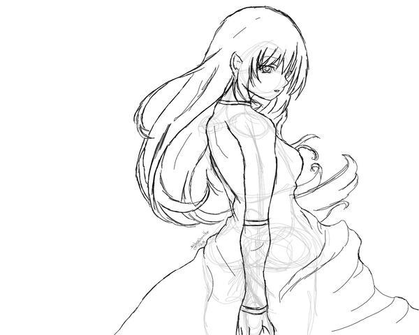 PC: Star Sketch by Ivy-Mitsuno