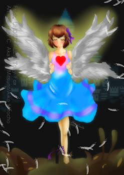 [Fanart] The Angel Of Monsters