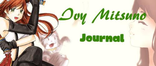 Ivy Mitsuno journal banner