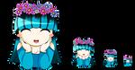 Twitch Daisy Emote by Ivy-Mitsuno