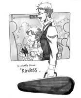 DeApp: BWT - Kindness by addaline