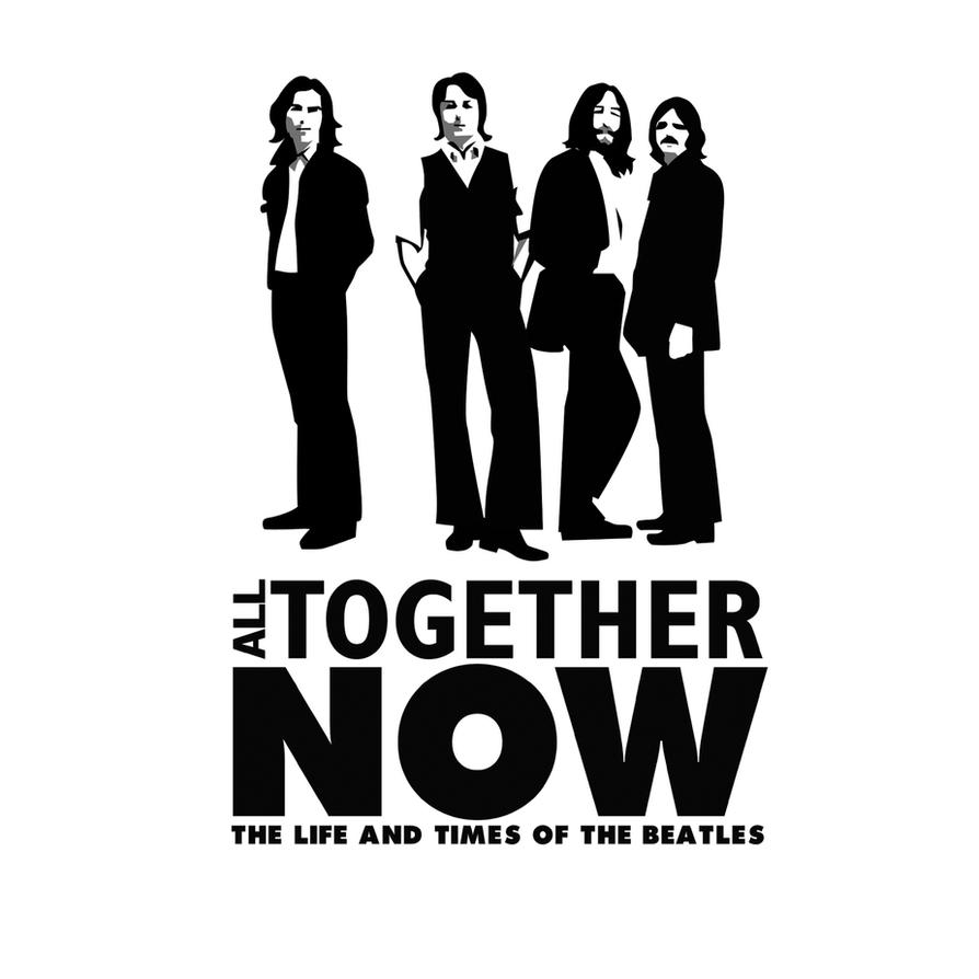 The Beatles Logo Wallpaper Download