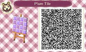 Plum Tile