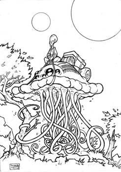 Alien Pilgrim