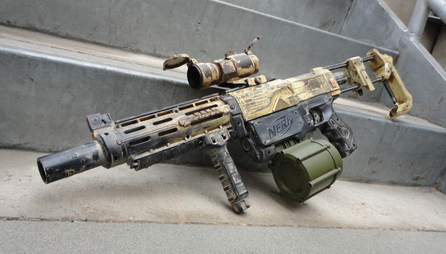 modified Nerf recon 2.0 by Tatonkus ...