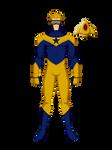 Gladiador Dourado/Booster Gold(Classic)
