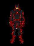 Demolidor/Daredevil-Red Costume