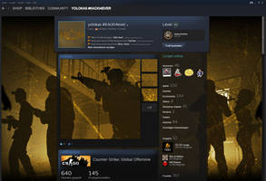 Counter-Strike: Global Offensive Steamprofile by yolokas