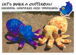 Let's Make A Cuttlepus Pattern And Tutorial