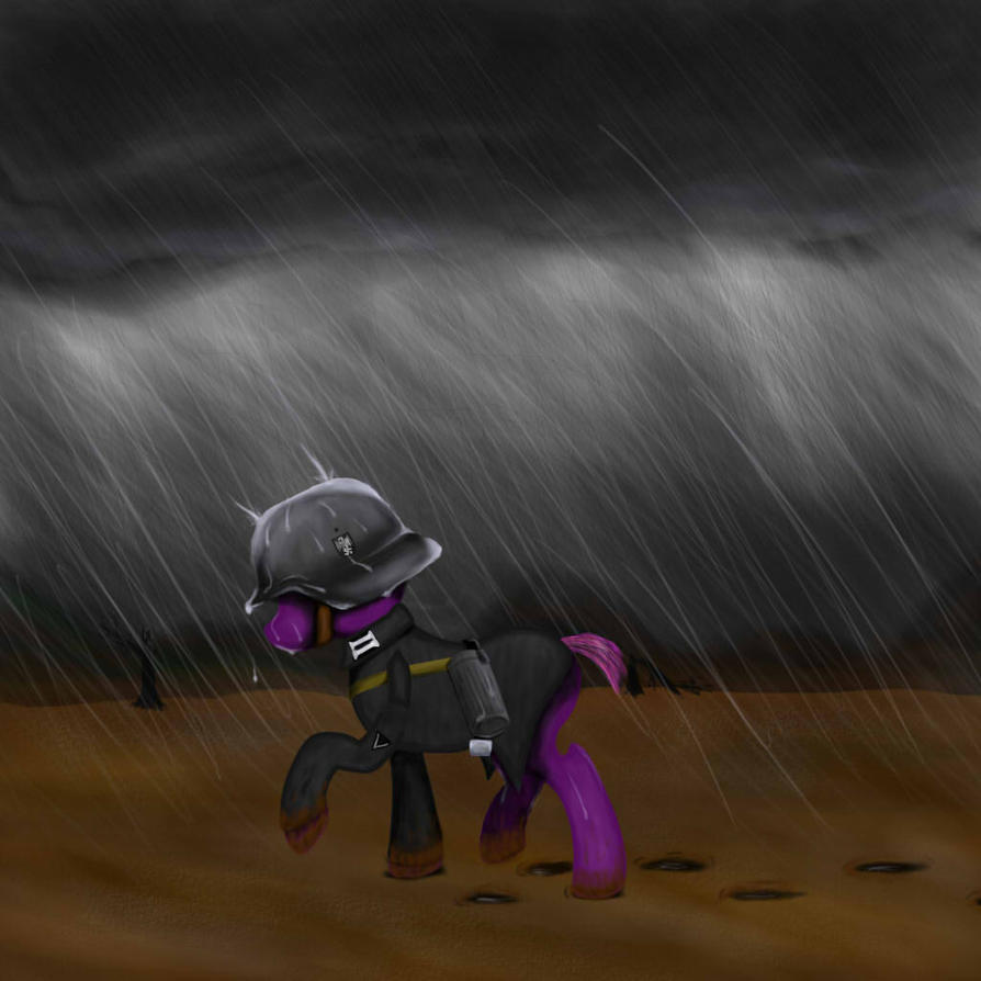 Rain by capt-sketcher-man