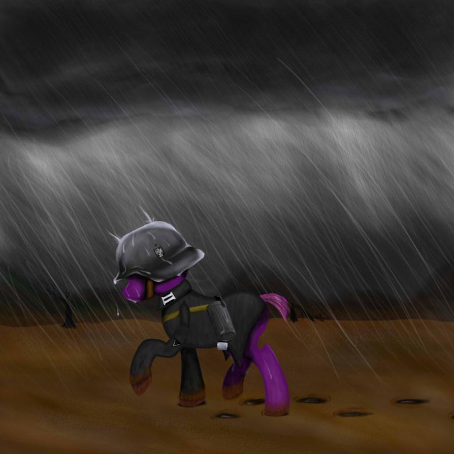 Rain by capt-sketcher-man