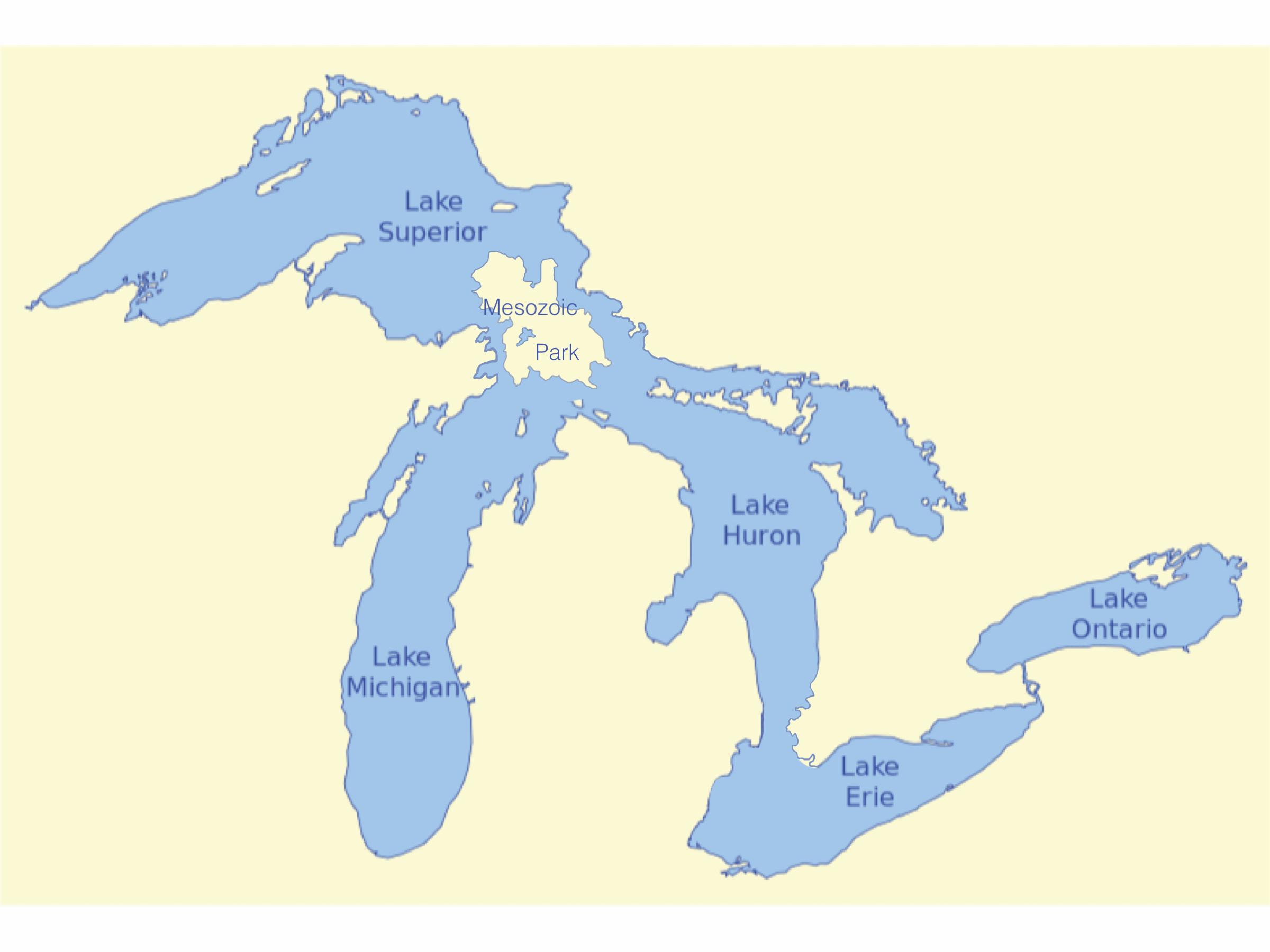 Где находится озеро верхние на карте