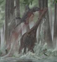 Thoracosaurus 2016