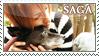 Saga Stamp by ParanoiaGod69