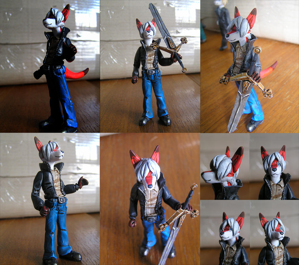 RG models 1 Seth by kitfox-crimson