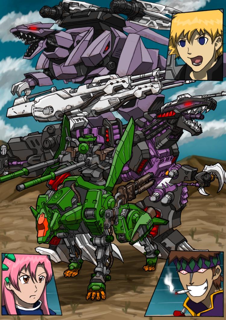Zoids Legacy by kitfox-crimson
