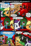 Transformers vs My Little Pony page 1
