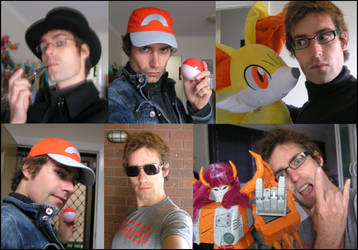 Selfies: Tagged by Nikkydash by kitfox-crimson