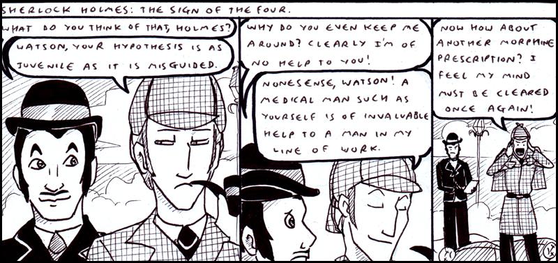 Sherlock Holmes 2 by kitfox-crimson