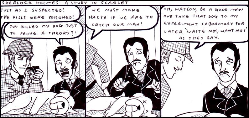 Sherlock Holmes 3 by kitfox-crimson on DeviantArt