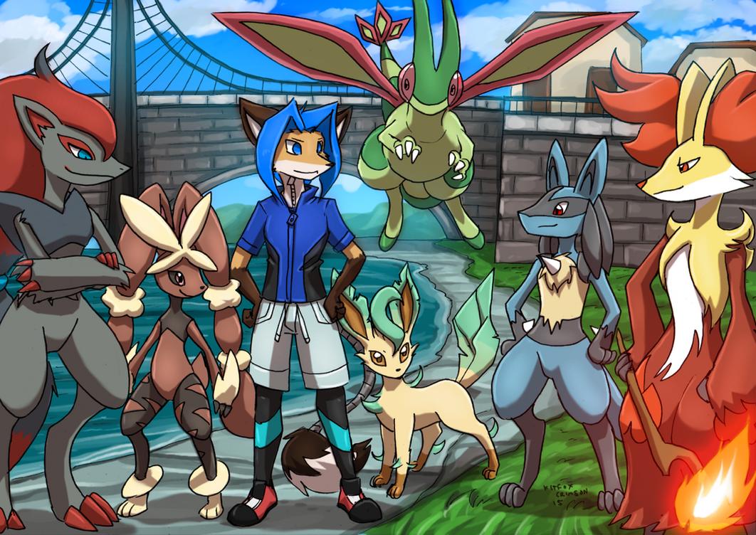 Team by kitfox-crimson