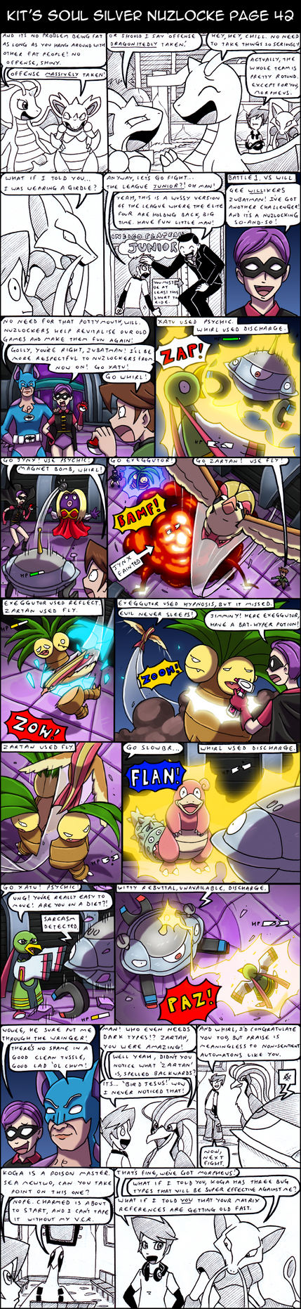 Kit's Soul Silver Nuzlocke page 42 by kitfox-crimson
