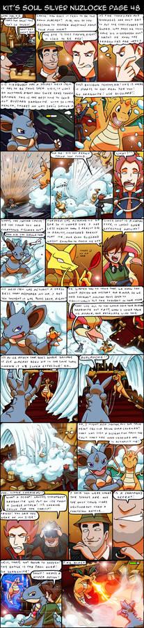 Kit's Soul Silver Nuzlocke page 48