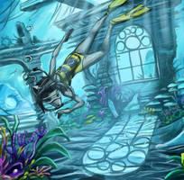 Ikrisia Underwater