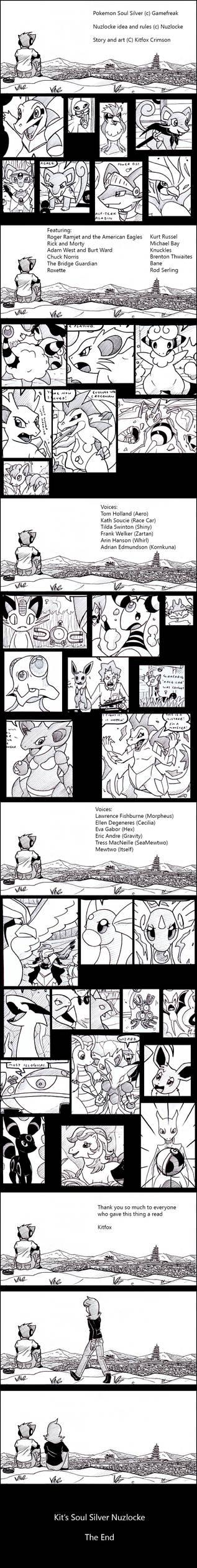Kit's Soul Silver Nuzlocke page 87