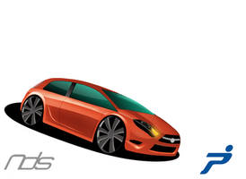 Fiat Punto Facelift by NeneDs