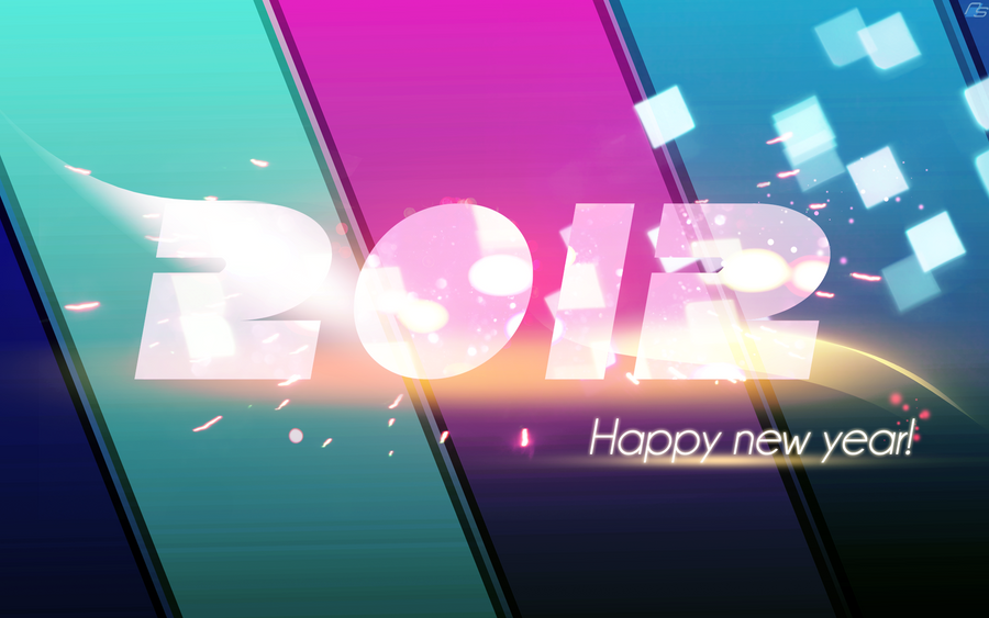 2012 Wallpaper by NeneDs