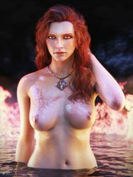 Triss Merigold 2 by powmod